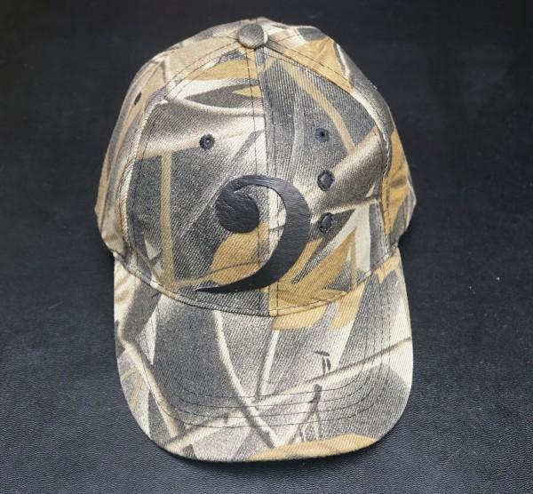 Base Cap Camouflage Grafic Hardtop