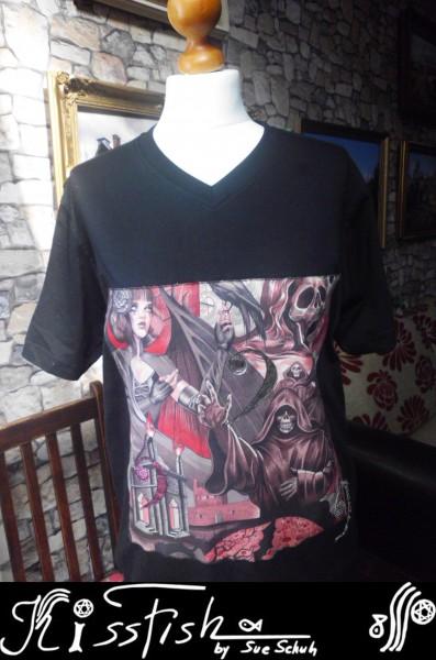 T-Shirt Bass Player from Hell