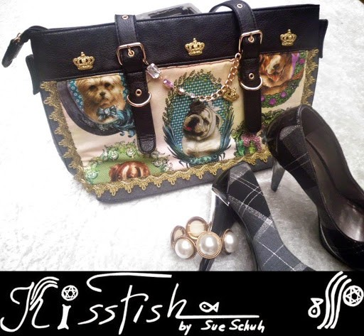 Tasche Royal Dogs