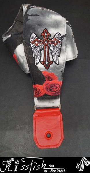 Gitarrengurt Thunder Roses