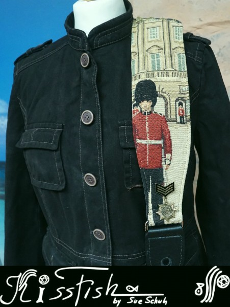 Gitarrengurt Love London